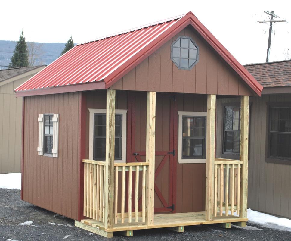 Backyard Playhouse Cabins Pennsylvania Maryland And West