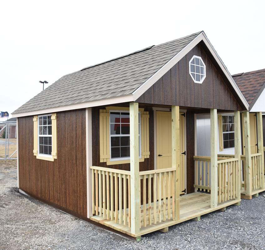 Merveilleux Backyard Cabin