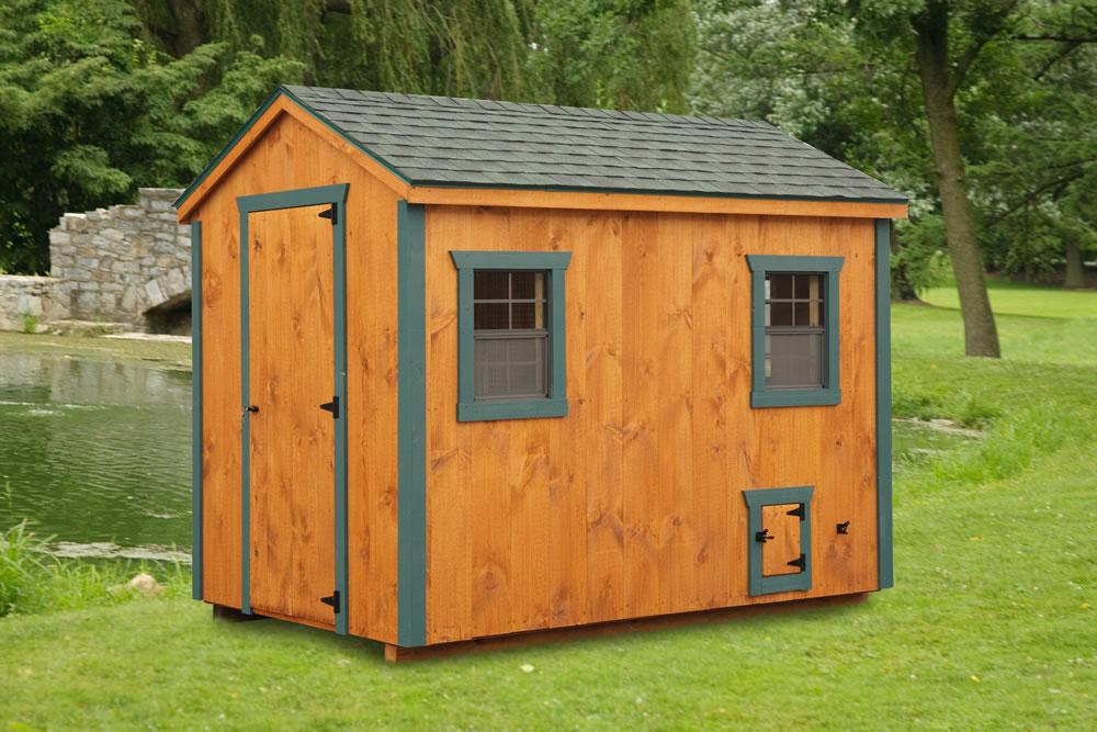 Garages & Storage Sheds Log Homes Pennsylvania Maryland and