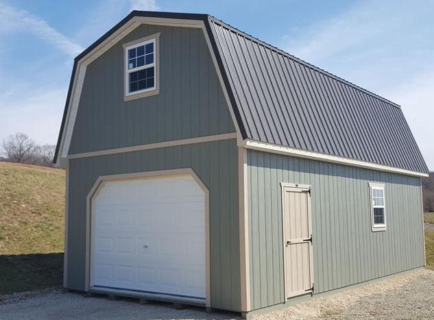 2 story garages pennsylvania for 30x36 garage plans