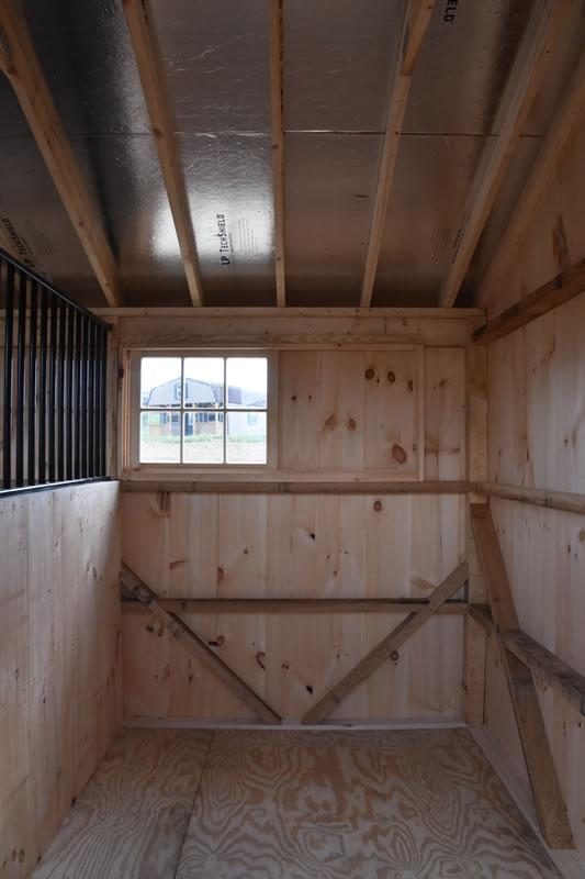 Shed Row Horse Barns Pennsylvania West Virginia